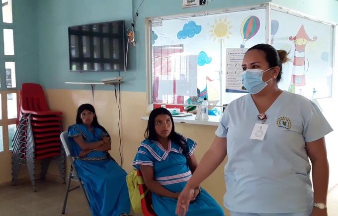 Centro de Salud de Soloy