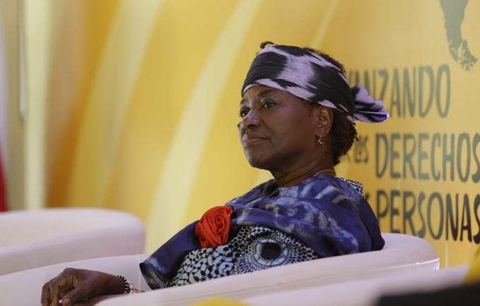 Natalia Kanem es la Directora Ejecutiva del UNFPA.