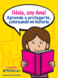 Carátula del libro de Ana